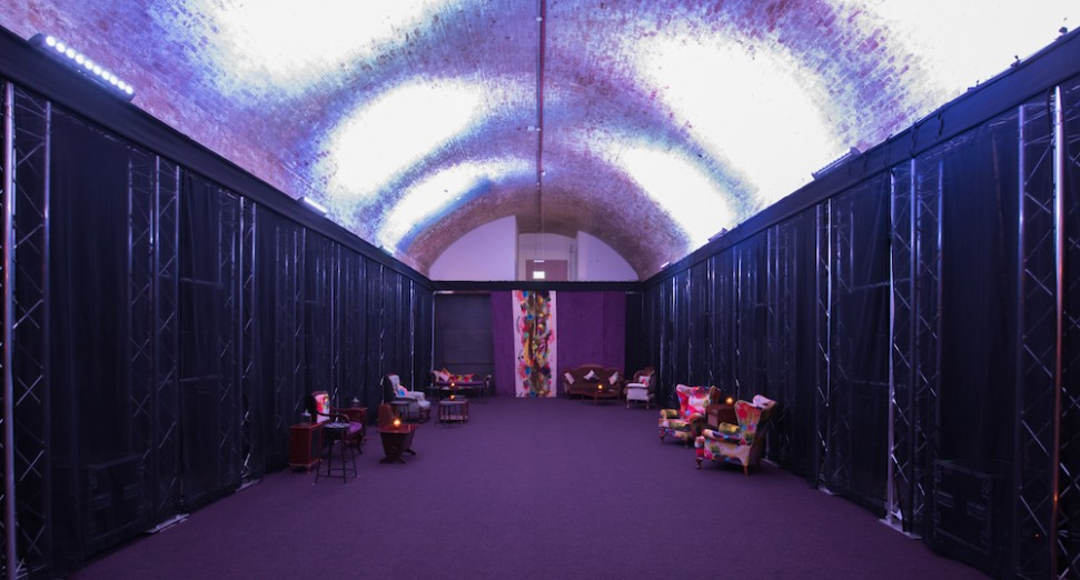 Aures London is new venue in London boasting the Europe's first permanent 3D sound system