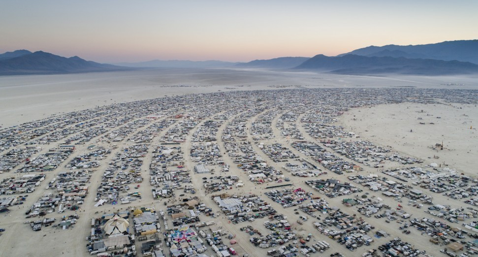 Over 10,000 people expected to attend unofficial Burning Man festival this weekend