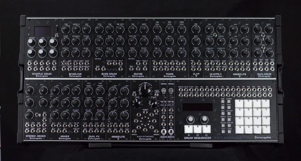 Erica Synths Techno Drum System