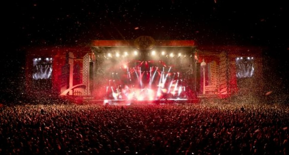 Live Nation accused of monopolising music events