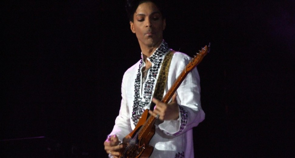 Prince's vault is thought to have enough music to release one album per year for a century