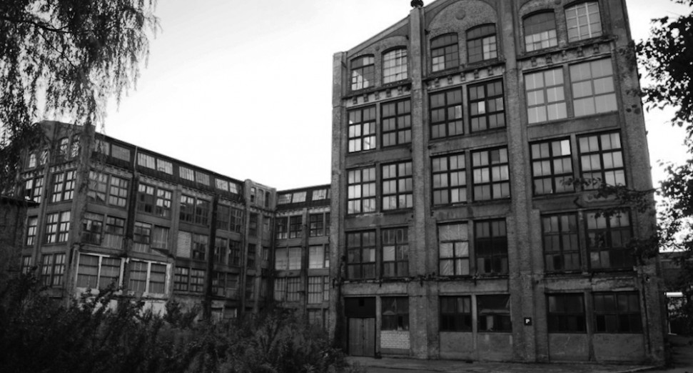 There's a rave in a disused Latvian factory happening this summer