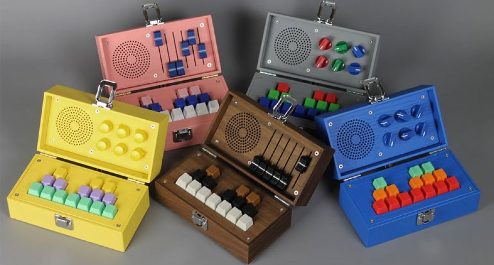 The Bivalvia boutique toy synthesisers are a work of art