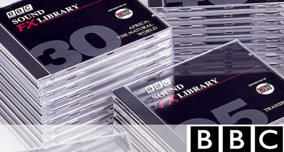 BBC Sounds FX Library